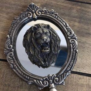 Accessories - Lion head belt buckle